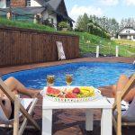 luksusowe apartamenty z basenem w bieszczadach